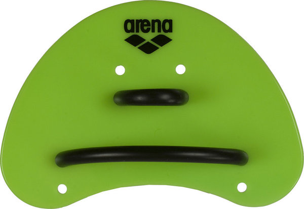 Arena Elite Finger Paddle - Lime